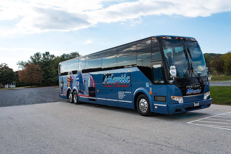 atlantic coast charters bus