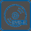 DVD, CD and radio
