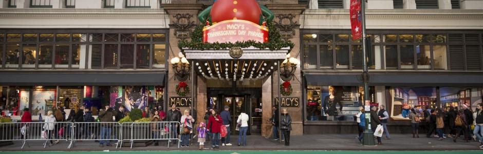 macys NYC thanksgiving day parade